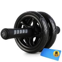 健腹轮收腹健身滚轮滑轮锻炼练腹肌轮俯卧撑轮健身器材