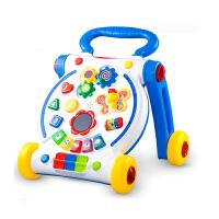 五星儿童学步车多功能四轮宝宝学步益智早教玩具手推车6-18个月 多功能学步车