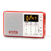 德生 Q3 收音机插卡录音老人实用mp3袖珍便携数字点歌录音放音