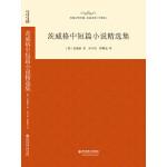 外国文学经典名家名译(全译本) 茨威格中短篇小说精选集