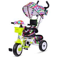 三轮车 宝宝三轮车 儿童车脚踏车 婴幼儿三轮手推车