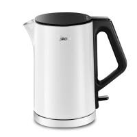Midea/美的 MK-HJ1508/HJ1508a电热水壶 电水壶304不锈钢烧水壶