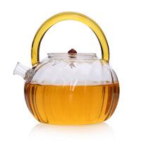 唐丰沸水壶过滤泡茶壶玻璃加厚加热花茶壶耐高温煮水壶茶具套装