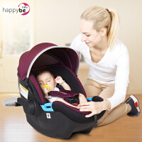 儿童安全座椅婴儿宝宝车载提篮新生儿简易便携摇篮可躺