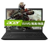 宏碁(acer)F5-572G 15.6英寸防蓝光 独显游戏笔记本电脑 I5-6200U 六代处理器 4G 500G