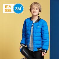 【线下同款】361度男童棉衣2018冬季新品 K51843802