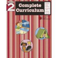 【现货】英文原版 Flash Kids 全科技能 2年级 7-8岁 Complete Curriculum: Grade