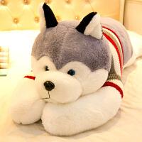毛绒玩具狗狗女生睡觉抱枕送女友女孩公仔布娃娃大号熊可爱