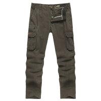 SENLIN JEEP户外休闲工装裤休闲多袋裤