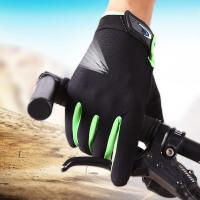 全指健身手套男 户外运动骑行钓鱼防滑透气防晒登山器械夏季薄款