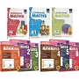 SAP Learning Math N-6 新加坡幼儿园小学数学教辅 学习系列 幼儿园至6年级数学科目学习推荐 数学英语题 Mathematics 认准正版