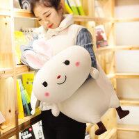 可爱暖手抱枕插手公仔毛绒玩具抱着睡觉的娃娃萌女生韩国玩偶女孩T