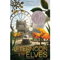 【现货】英文原版 精灵的午后 Afternoon of the Elves 纽伯瑞奖小说8-12岁 假期读物 9781