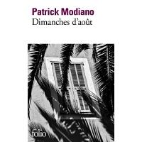 【法语原版】八月的星期天 Dimanches d'ao?t 帕特里克・莫迪亚诺 进口法语书