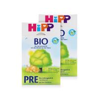 【网易考拉】Hipp 喜宝 有机奶粉 Pre段 600克/盒 2盒装