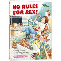 成长全知道:受够规则的雷克斯 Social Studies Connects ?: No Rules for Rex!