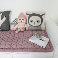 纯色三人多人用沙发垫座垫飘窗垫 三款可选 60*230cm 现货