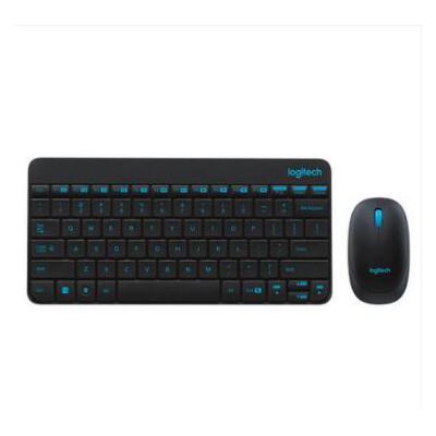 罗技 MK245 Nano 色彩斑斓精简型键鼠套装 键盘鼠标套件 MK240升级版,接收器变为微型接收器了