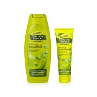 【网易考拉】PALMER'S 帕玛氏 橄榄洗发水400毫升+护发素250毫升 孕妇可用