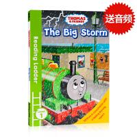 (88选5)托马斯和朋友们Thomas and Friends The Big Strom 英文原版托马斯分级阅读入门级