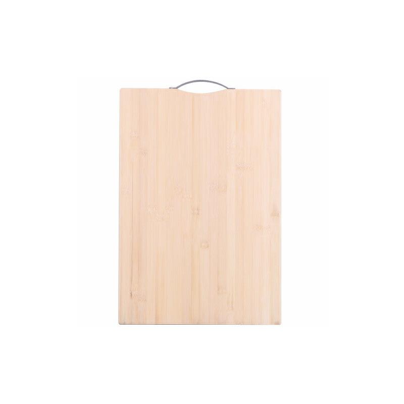 三月三 竹砧板刀板菜墩案板 49*33*1.7cm ZNB03