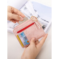 户外卡包女小巧薄多卡位大容量多功能驾驶证卡片证件包一体零钱包