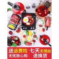 儿童过家家仿真厨房玩具套装4-6岁8男孩做饭炒菜宝宝厨具女孩煮饭