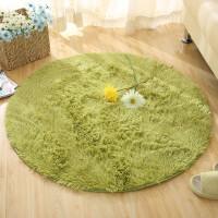 卧室地毯客厅茶几地毯地垫防滑电脑椅垫健身瑜伽地垫圆形地毯 200cm直径正圆形 带防滑底