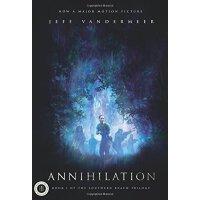 【现货】英文原版 遗落的南境1:湮灭 电影封面版 Annihilation: A Novel: Movie Tie-I