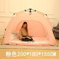 客厅帐篷床上帐篷 全自动免搭建室内保暖遮光隐私帐篷打地铺蚊帐