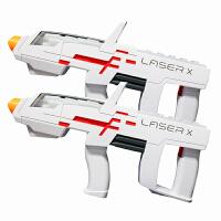 男孩玩具对战套装2支装儿童电动玩具枪声光玩具枪