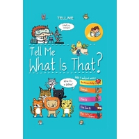 英文原版 Barron's 告诉我系列:是什么 趣味知识问答书 儿童科普读物 Tell Me What Is That?