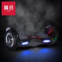 踏日两轮体感电动扭扭车成人智能漂移思维代步车儿童双轮平衡车