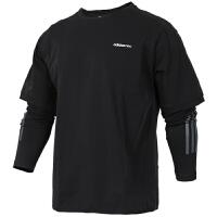 Adidas阿迪达斯 NEO 男子 运动卫衣 圆领休闲套头衫CD1646