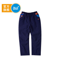 【2件3折到手价:65.7】361° 361度童装 男童冬季儿童裤子棉长裤儿童运动裤 N51742771