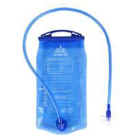 加厚防爆便携户外饮水袋水囊1.5L/2L/3L骑行跑步登山水袋