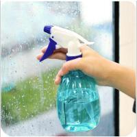 园艺清洁糖果色喷壶洒水壶 手压式浇花塑料喷水壶喷水瓶