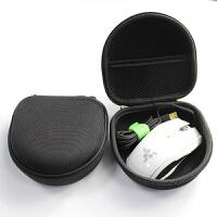 收纳包鼠标收纳盒游戏鼠标收纳包收纳包雷蛇罗技鼠标盒包 黑色