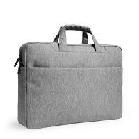 4笔记本电脑包14 .6 17英寸 男女手提袋te 珍藏版(经典灰) 12寸