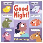 Good Night! Board Book晚安! 英文儿童绘本 学期教育