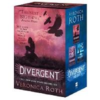 英文原版 分歧者系列3册套装 Divergent Series Boxed Set: Divergent Insurg
