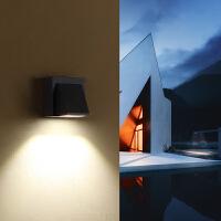 LED单头壁灯室外户外防水上下照画灯走廊过道楼梯灯创意简约