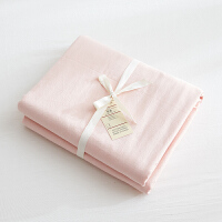 良品单件水洗棉被套 无印日式全棉被罩纯色素色纯棉床品单人双人