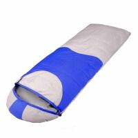 冬季户外羽绒睡袋信封式白鸭绒加厚加宽睡袋C款