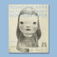 【预订】奈良美智自选纸本画册 Yoshitomo Nara:Self-selected Works-Works On Paper 日文原版 奈良美智画集 自选集画作 大开本 油画娃娃卡通画册