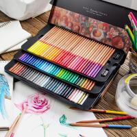 马可雷诺阿3100专业油性彩色铅笔72色手绘120色学生用48色36色24色100色马克水溶性彩铅画笔套装绘画美术用品