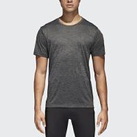 adidas阿迪达斯男子短袖T恤2018新款综合训练休闲运动服CW3434