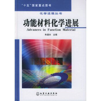 功能材料化学进展——化学进展丛书