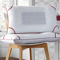 家纺枕头单人枕芯护颈枕荞麦保健磁疗枕