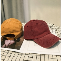 男士帽子街头棒球帽户外潮休闲运动鸭舌帽男春季韩版